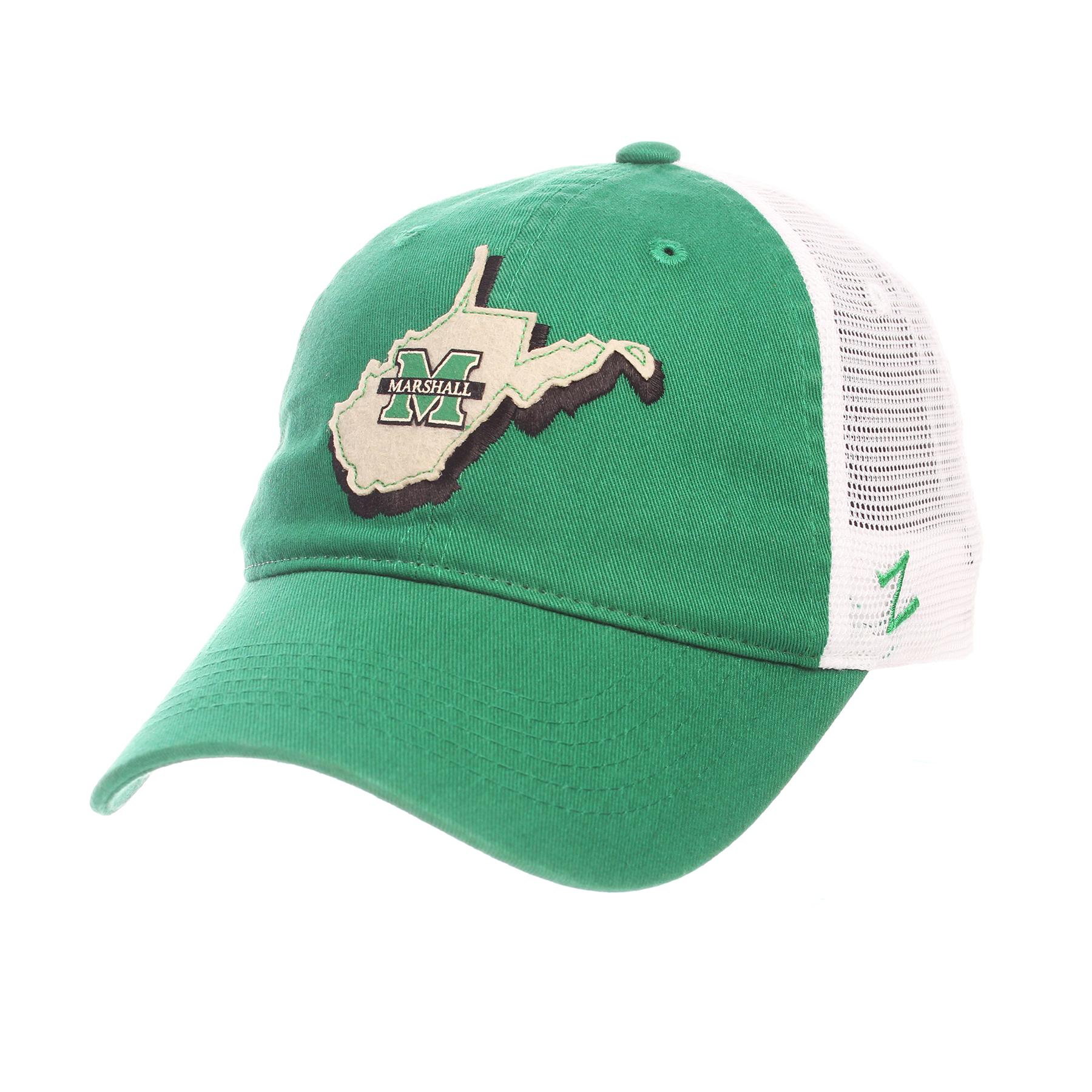 28240KG <Br>MU STATE TRUCKER CAP <BR>$19.99