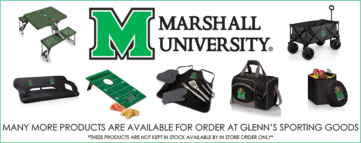 MARSHALL ACCESSORIES BANNER