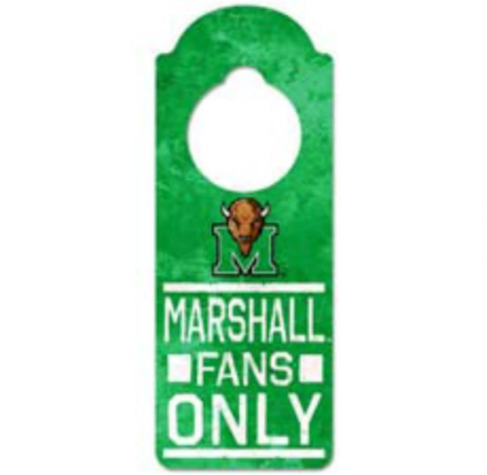 7790 <br>MU Doorknob Hanger <br>1 LEFT! <br>$3.99