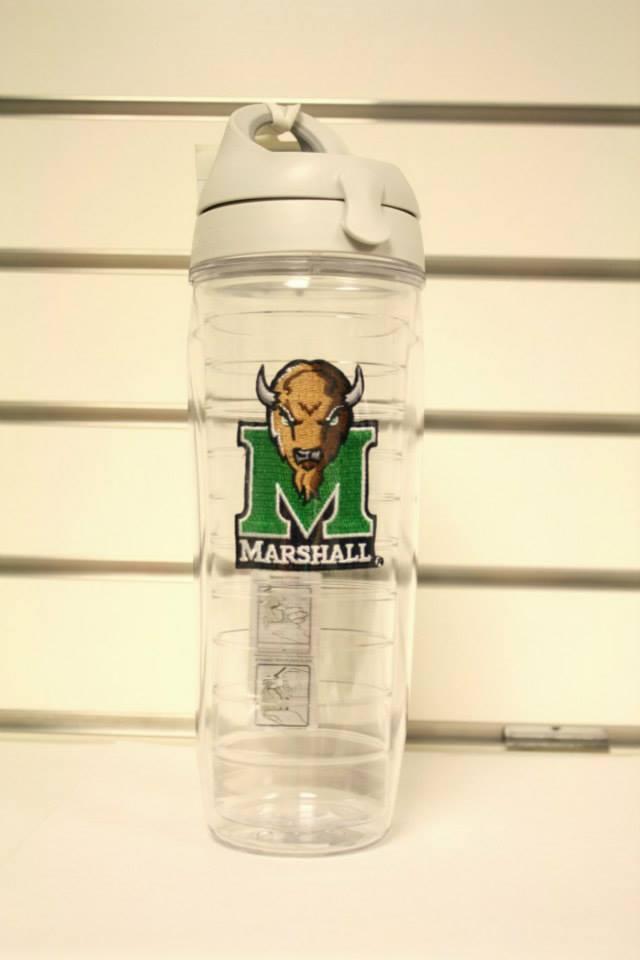 232019001 <br>MU 24 oz Water Bottle  <br>  $26.99
