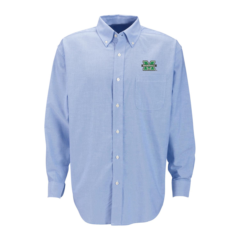 9435BU <br>MU Oxford Dress Shirt <br>$47.99