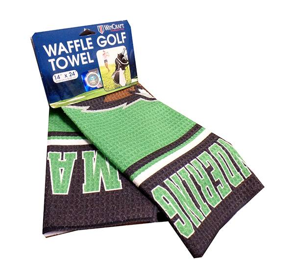 10985 <br>MU Golf Towel <br>1 LEFT! <br> $18.99