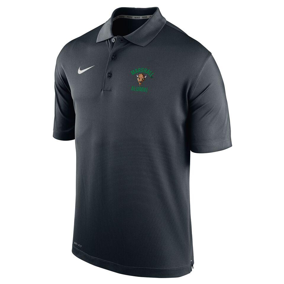 28120 <BR>MU Alumni Polo, BLACK <br>$60.00