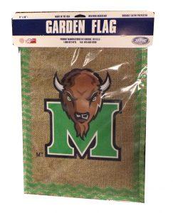 MU Burlap Garden Flag   <br> 13865  <br>  $12.99