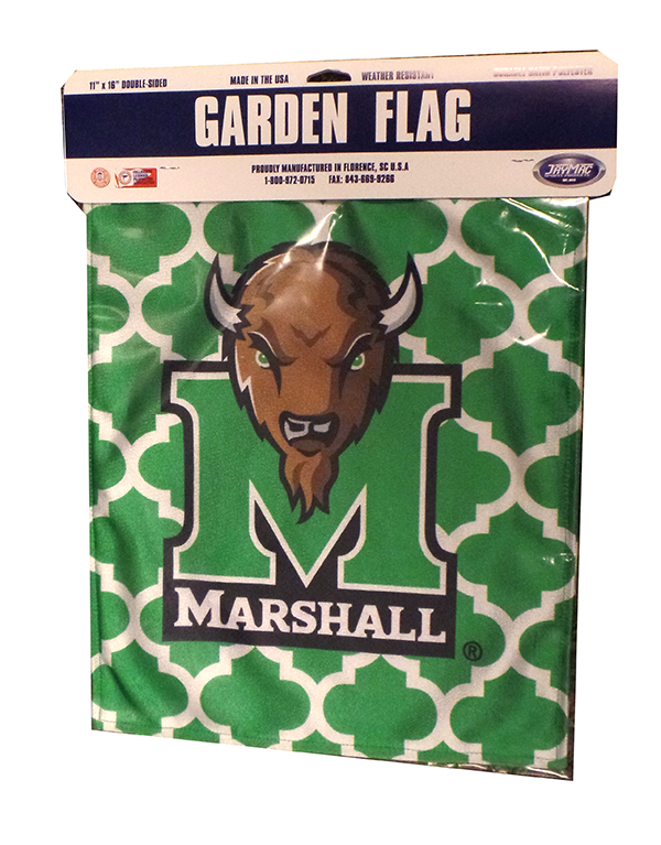 MU Quatre Foil   <br> 15250  <br>  Garden Flag $12.99 <br>House Flag $34.99