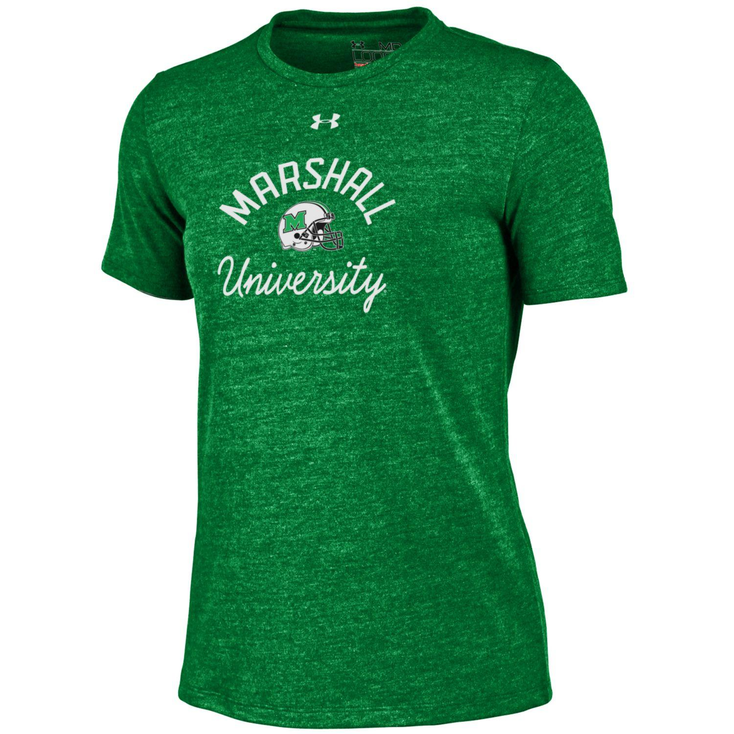 26845 <BR> Under Armour <br>Marshall University Tee <br>$34.99