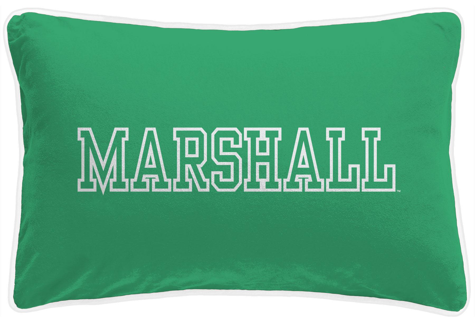 18955 <BR>MU Spirit Pillow <br>2 LEFT! <BR> $29.99