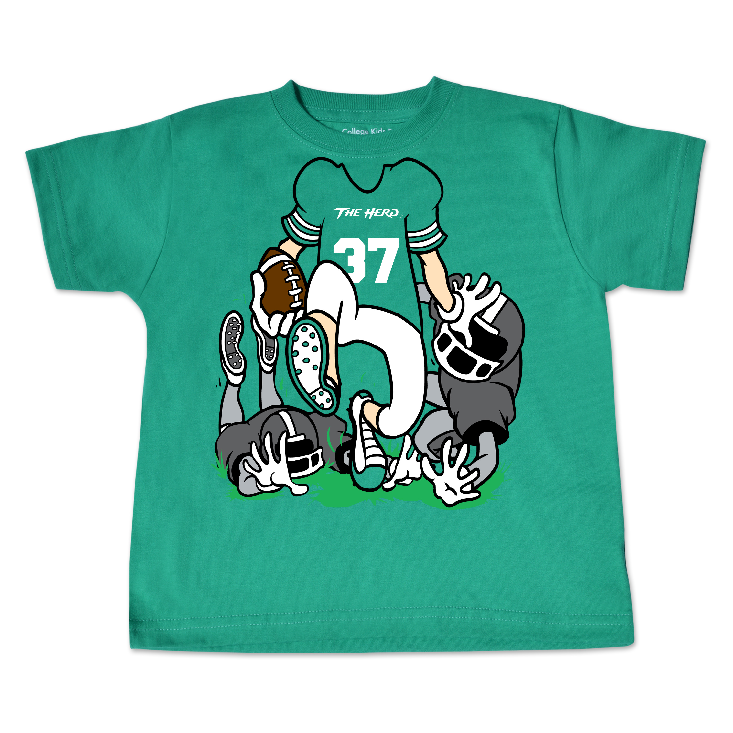68723  <br> Toddler S/S Tee Headless Football Player  <br> 2T-3T-4T-5-6T  <br> $16.99