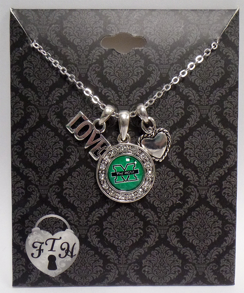 MU Domed Necklace <br> 19900 <br> $12.99