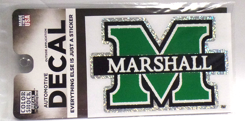 MU Marshall Decal <br> $5.99