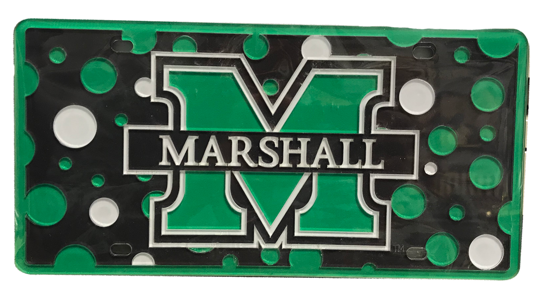 LP MARSHALL POLKA DOT LOGO <BR>$14.99