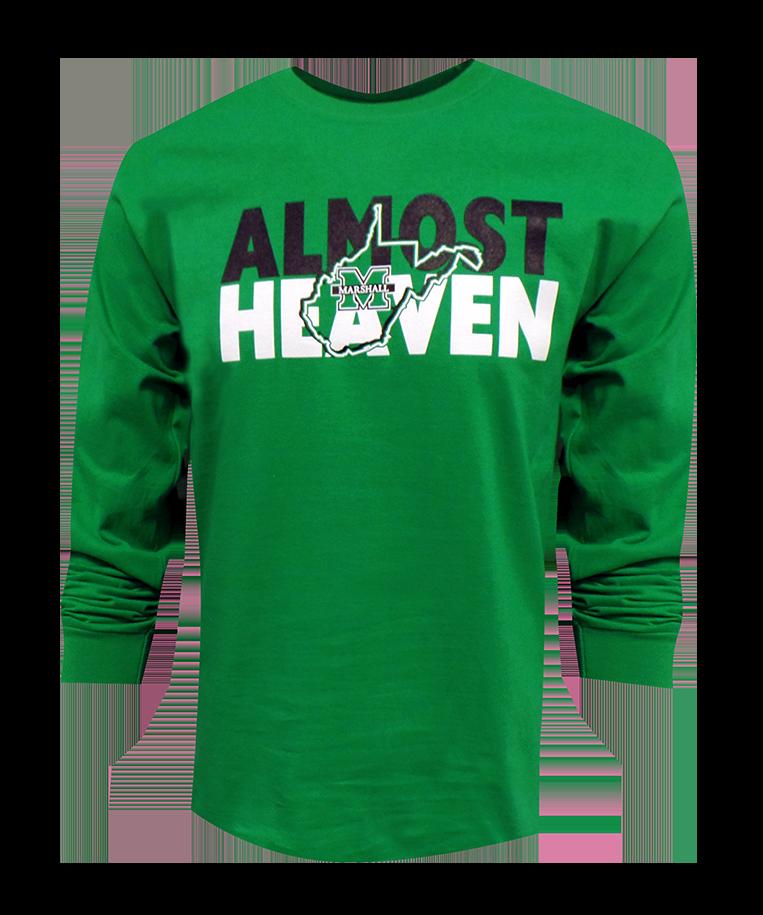 14155 <BR>MU ALMOST HEAVEN <BR>$19.99