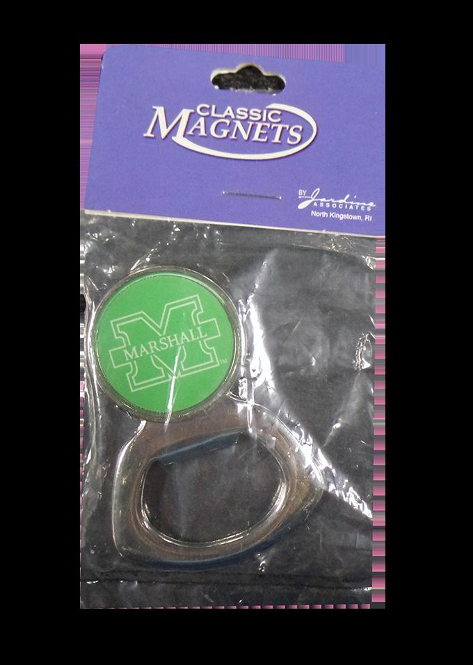 10160 <BR>MU BOTTLE OPENER MAGNET <BR>$5.99